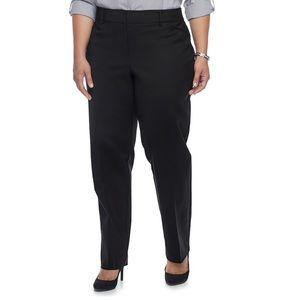 Apt. 9 Torie Modern Fit Straight-Leg Dress Pants